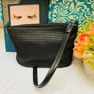 The Sak By Elliot Lucca Black Woven Bag